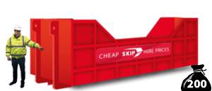 20 Yard Skip (Copy)