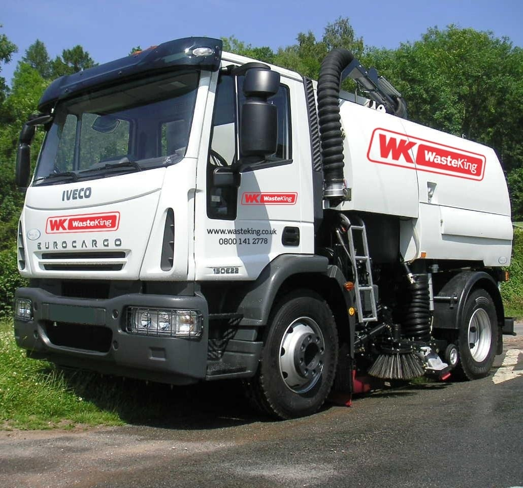 Road Sweeper Hire